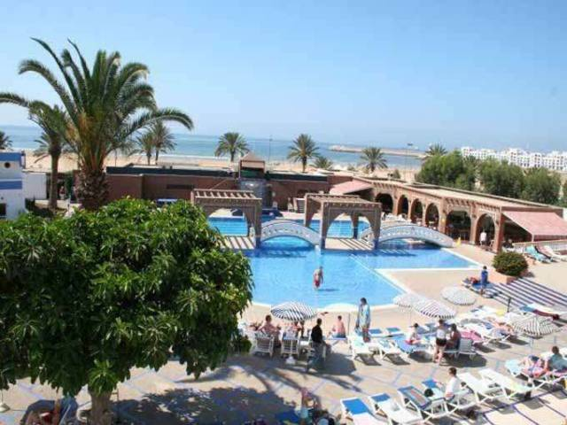 фото отеля CLUB AL MOGGAR GARDEN BEACH 4*